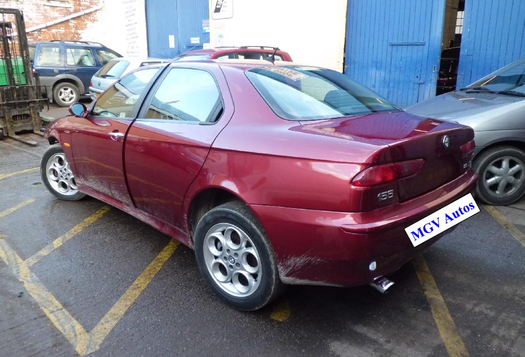 ALF15602 alfa romeo 156 02 03 interior fusebox (2 0l 16v petrol 937a1 000 156 Alfa Romeo Lusso at readyjetset.co